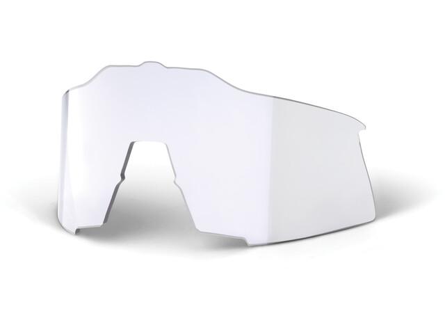 100% Speedcraft Wechselglas Tall clear clear